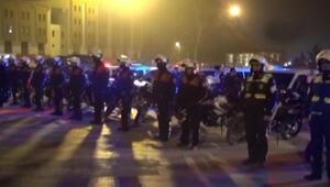 Sakaryada bin 150 polis acil koduyla toplandı