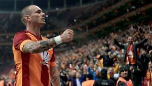 Sneijder ilk kez böyle konuştu! Ayrılık...