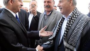 Kılıçdaroğlu, referandum çalışması için Diyarbakıra geldi