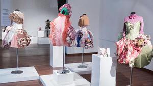 Atık malzemeler sanat eserine dönüştü