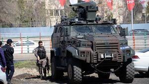 Kılıçdaroğluna zırhlı araç tahsis ettiler