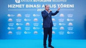 Erdoğandan Kılıçdaroğluna: Kuzu kuzu geldi