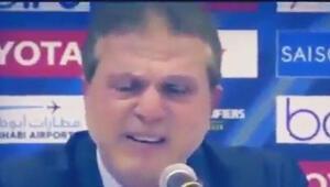 Altı yıldır savaşın sürdüğü Suriye futbolda zafer kazandı, teknik direktör hıçkıra hıçkıra ağladı