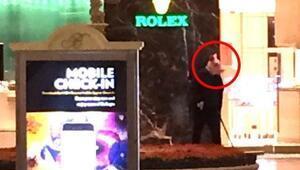 Ünlü otele domuz maskesiyle silahlı saldırı