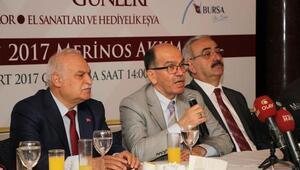 Anadolunun renkleri Bursada buluşuyor