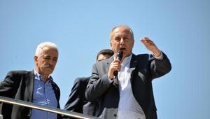 CHPli İnce: Zenginin çocuğu milletvekili, milletin çocuğu şehit olacak