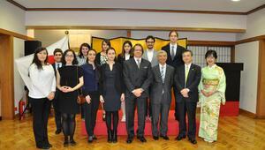 Kocaoğlan'a Japonya Büyükelçi ödülü