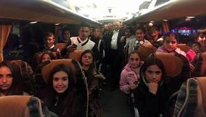 Ödemişli öğrenciler Çanakkaleyi gezecek