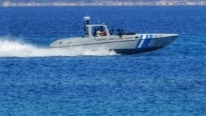 Ege Denizinde tehlikeli kaza
