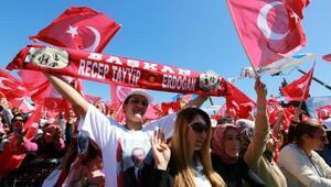 Erdoğandan Kılıçdaroğluna: Kuzu kuzu geldi (2)