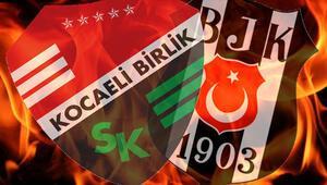 Kocaeli Birlikspordan flaş Beşiktaş açıklaması