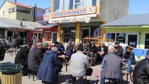 HDPli Özkan, Vartoda seçmenden hayıroyu istedi
