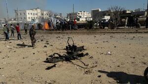 DEAŞ, Azezde bomba yüklü araç patlattı