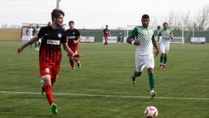 Darıca Gençlerbirliği-Orhangazispor: 3-0
