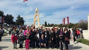İstanbul'dan Çanakkale'ye 1 günde 5 bin ziyaretçi
