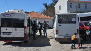 Ayvacıkta 49 kaçak yakalandı