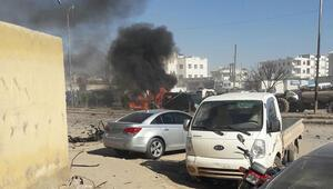DEAŞ, Azezde bomba yüklü araçla saldırdı