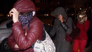 Şanlıurfada 350 polisle huzur operasyonu: 48 gözaltı