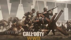 Call of Duty İkinci Dünya Savaşına geri dönüyor