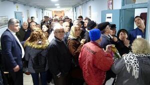 Bulgaristandaki seçim için İstanbulda saat 07.00de sandık başına koştular