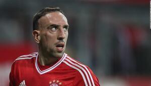 Ribery süratle geliyor