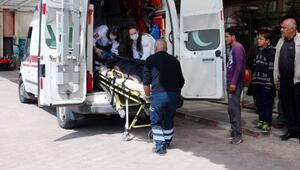 El Babda patlama: 3 yaralı