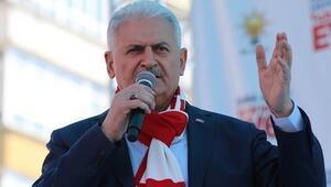 Başbakandan Kılıçdaroğluna: Evet de iktidar ol