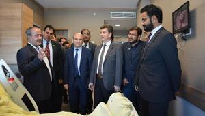 Sağlık alanındaTürkiye- Pakistan kardeşliği