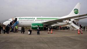 Zonguldak Havalimanında yurtdışı seferler başladı