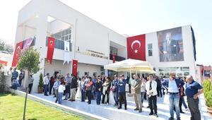 Aliağa Kültür Merkezi açıldı