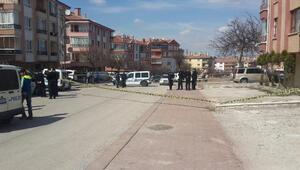 Ankarada silahlı kavga; 2 yaralı