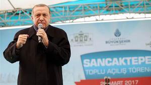 Erdoğan: Terör örgütlerine nasıl izin çıkıyor