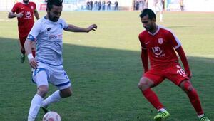 Büyükşehir Belediye Erzurumspor-Pendikspor: 2-4
