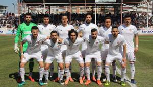 Hatayspor-Etimesgut Belediyespor: 1-0
