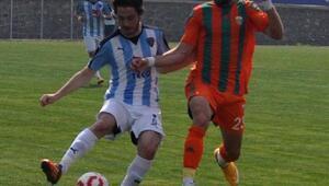 Karacabey Birlikspor-Kozan Belediyespor: 1-1