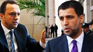 Galatasarayın Hakan Şükür ve Arif Erdem kararı belli oldu