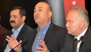 Bakan Çavuşoğludan, başörtü çıkartma tepkisi
