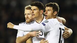 Avrupa Elemelerinde 4 karşılaşmada 15 gol