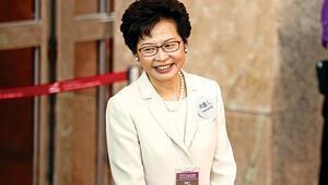 Hong Kong'a kadın lider