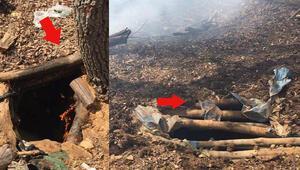 Son dakika:Doçkalarla sızan PKKya büyük darbe...