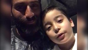 Çılgın Sedat oğluyla hasret gideriyor