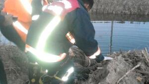 Akçakalede sulama kanalında ceset bulundu
