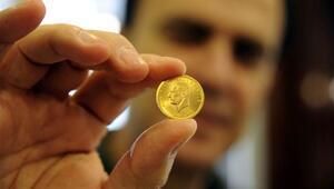 Çeyrek altın 238 liradan satılıyor