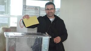 Kapıkulede referandum oylaması başladı / Ek fotoğraflar
