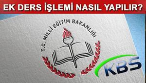 KBS giriş ekranı Mart ayı maaş ve ek ders işlemi için önem arz ediyor