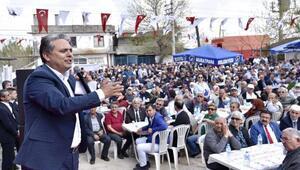 Başkan Uysal: Kırcamide iş bitti