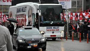 Bakan Soylu: Top atsan yıkılmaz bir sistem oluşturacak Erdoğan