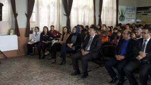 Öğrenciler Kütüphane Haftasını kutladı