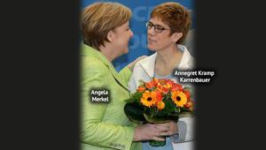 Seçimin kazananı 'Küçük Merkel' oldu
