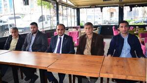 AK Partili Baybatur, son anketleri açıkladı